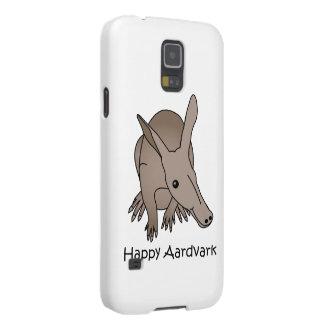 Aardvark feliz