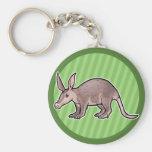 Aardvark Keychain