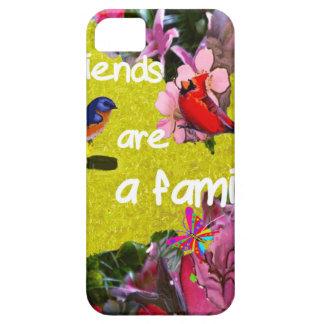 Aare de los amigos una familia funda para iPhone SE/5/5s