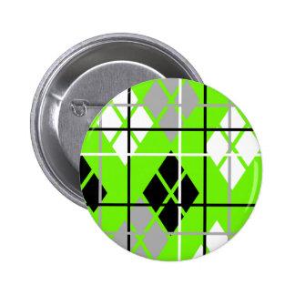 Aargh Argyle Button