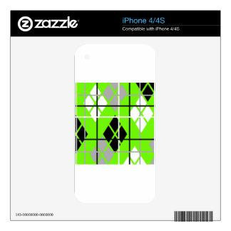 Aargh Argyle iPhone 4S Skins
