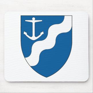 Aarhus Amt Coat of Arms Mousepad