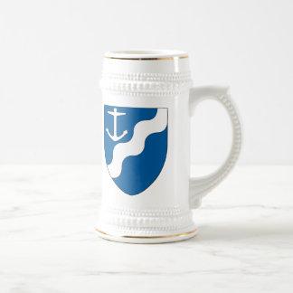 Aarhus Amt Coat of Arms Mug