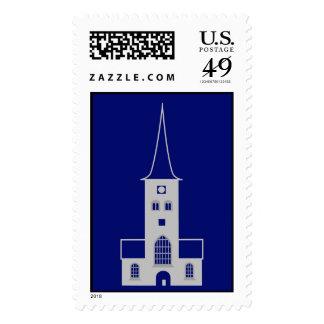 Aarhus Cathedral Stamp