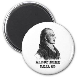Aaron Burr Original Gangsta 2 Inch Round Magnet