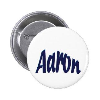 Aaron Pinback Buttons