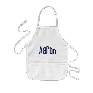 Aaron Delantal Infantil