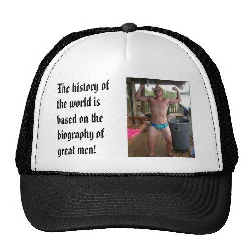 Aaron, gorra del camionero