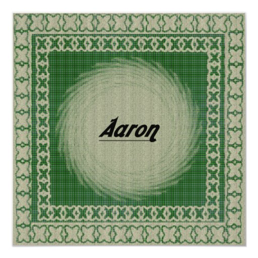 Aaron Invitaciones Personalizada