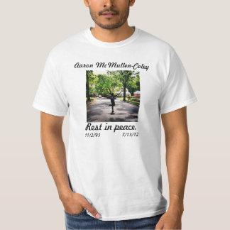 Aaron McMullen-Coley T Shirt