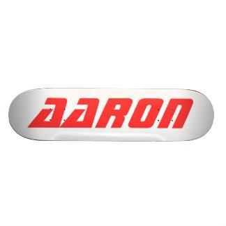 Aaron Personalized Skateboard Skateboard Deck