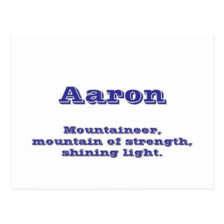 Aaron Postal