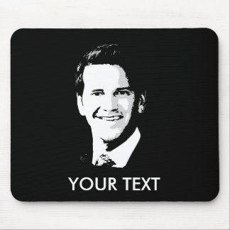 Aaron Schock Mouse Pad