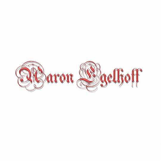 Aaron Welded red Cutout