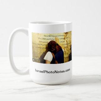 Aaronic Benediction mug from IsraelPhotoNotes.com