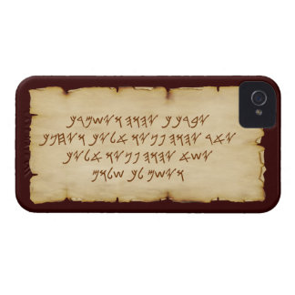 Aaronic Blessing Paleo BlackBerry Bold 9700/9780 iPhone 4 Case-Mate Cases