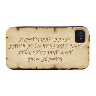 Aaronic Blessing Paleo iPhone 4 Tough Case-Mate iPhone 4/4S Cover