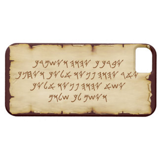 Aaronic Blessing Paleo iPhone 5 Barely There iPhone SE/5/5s Case