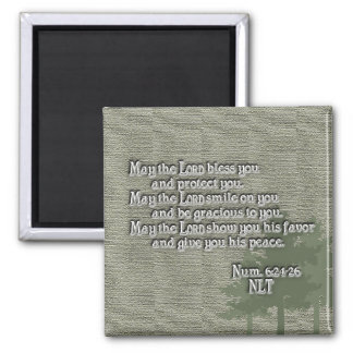 Aaron's Blessing _magnet Magnet
