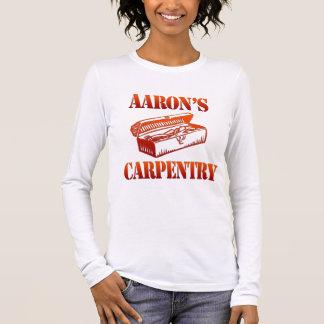 Aaron's Carpentry Long Sleeve T-Shirt