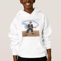 Aarow Anime Art Gallery Character Hoodie