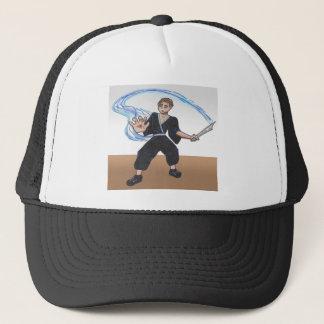 Aarow Anime Art Gallery Character Trucker Hat