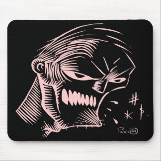 aarrgghh! mouse pad