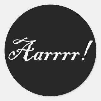 Aarrrr!,Sticker