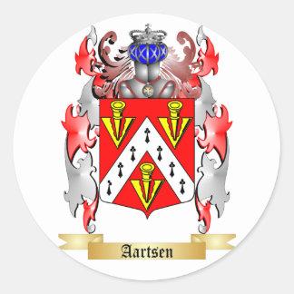 Aartsen Classic Round Sticker