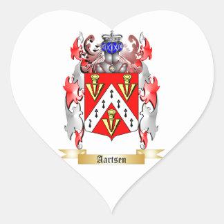 Aartsen Heart Sticker