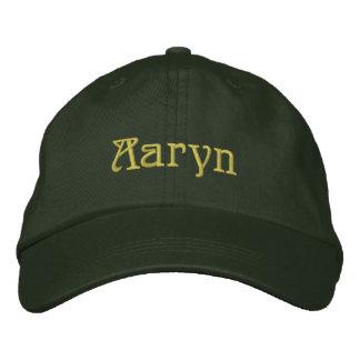 AARYN  Name Designer Cap