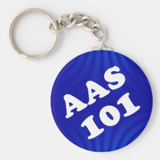 AAS101 Keychain