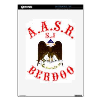 AASR 32 iPad 2 SKINS