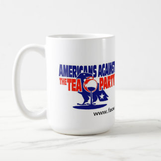 AATTP - NO TEA PARTY - MUG! COFFEE MUG