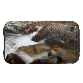 AAW Alaskan Autumn Waterfall iPhone 3 Tough Case