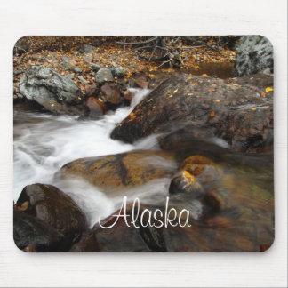 AAW Alaskan Autumn Waterfall Mousepads