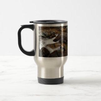 AAW Alaskan Autumn Waterfall Coffee Mug