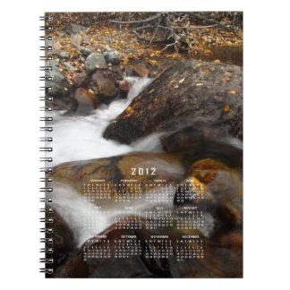 AAW Alaskan Autumn Waterfall Journal
