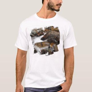 AAW Alaskan Autumn Waterfall T-Shirt
