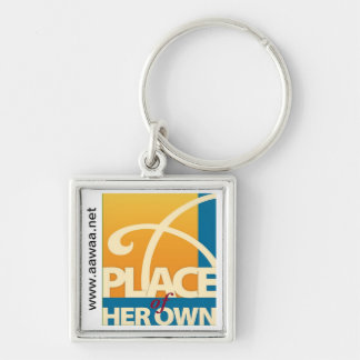 AAWAA Keychain A PLACE