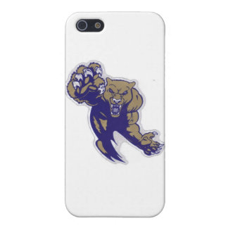 Aaya Fort Meade Cougars Under 6 Case For iPhone SE/5/5s