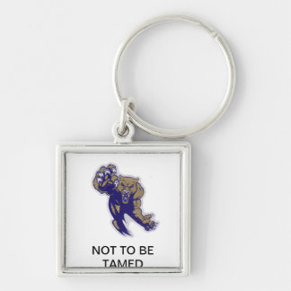 Aaya Fort Meade Cougars Under 6 Keychain