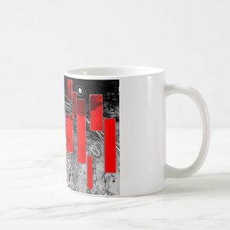 ab20 Abstract Fun Art Design Color Coffee Mug