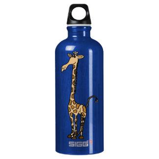 AB- Awesome Giraffe Aluminum Water Bottle