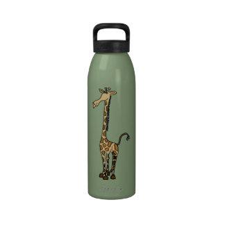 AB- Awesome Giraffe Water Bottle