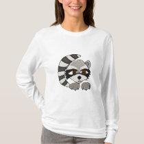 AB- Awesome Raccoon Shirt