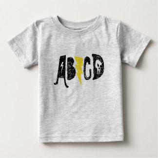 AB CD ROCKER T SHIRT