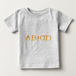 AB/CD T-SHIRT