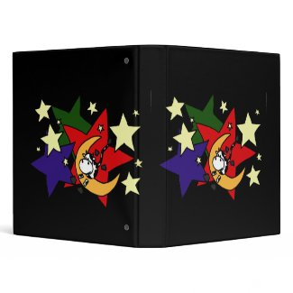 AB- Cow Jumping Over the Moon Binder