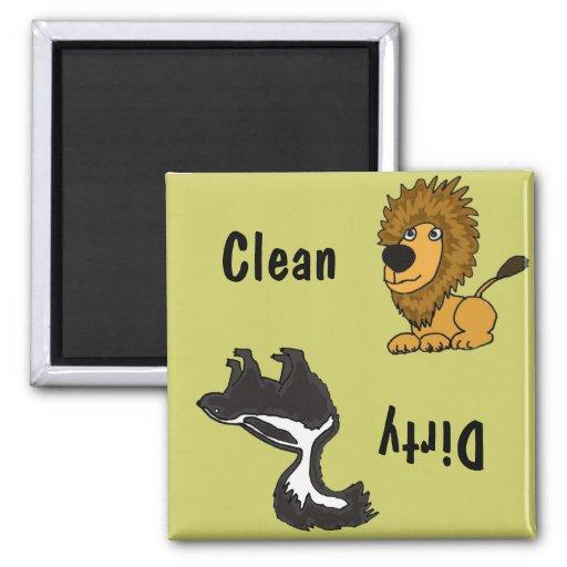 AB- Fun Dishwasher Magnet